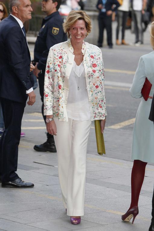 ALFOMBRA ROJA DE LOS PREMIOS WOMAN EN MADRID